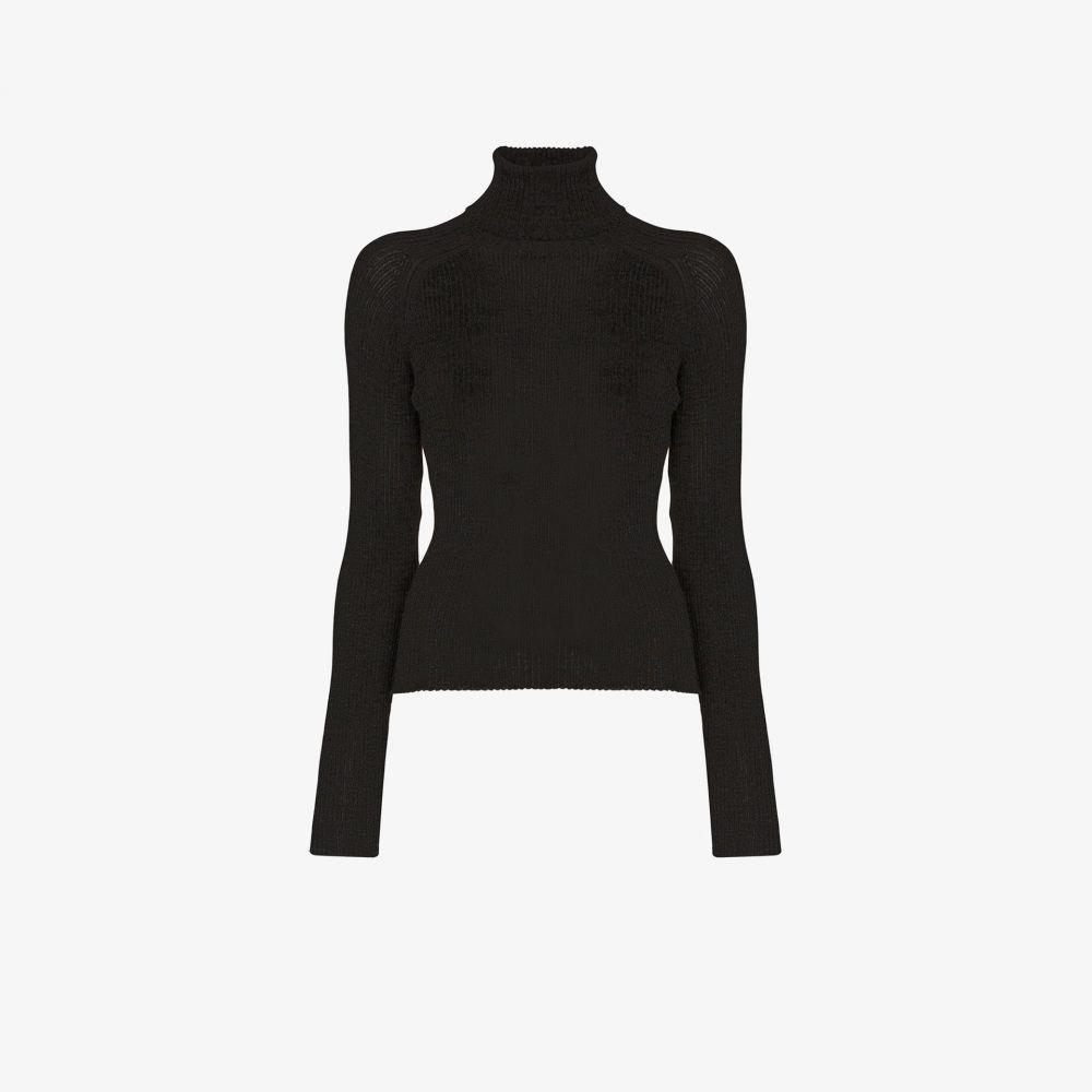 カーセル Carcel レディース ニット・セーター トップス【alpaca wool sweater】grey