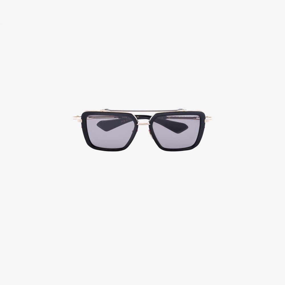 ディータ Dita Eyewear メンズ メガネ・サングラス アビエイター【black Mach Seven aviator sunglasses】black