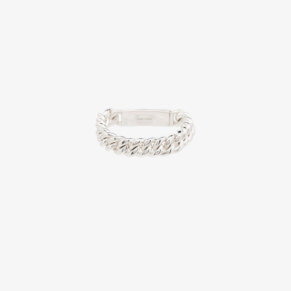コルネリアウェブ Cornelia Webb レディース ブレスレット ジュエリー・アクセサリー【Sterling silver chain bracelet】metallic
