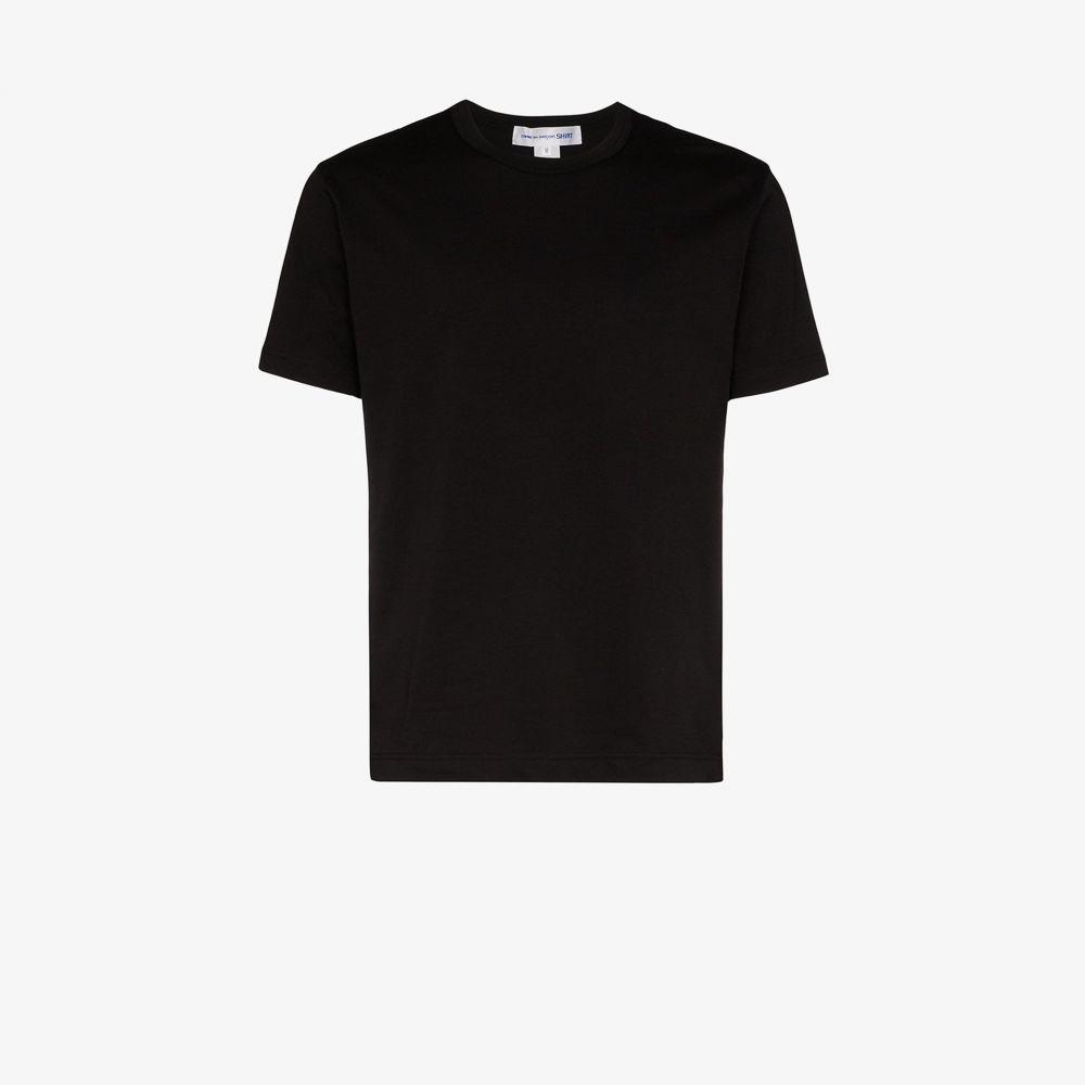 コム デ ギャルソン Comme Des Garcons Shirt メンズ Tシャツ トップス【short sleeve cotton T-shirt】black