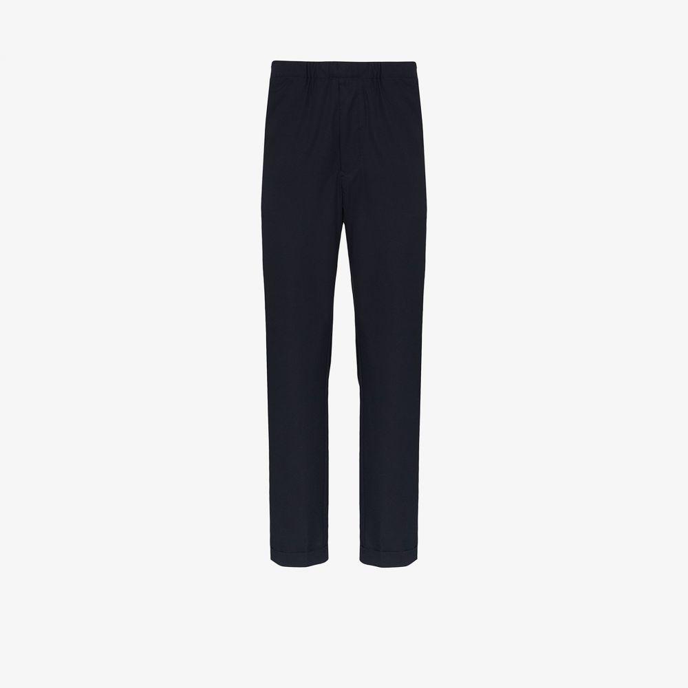 デサント オルテライン Descente Allterrain メンズ ボトムス・パンツ 【zip pocket trousers】blue