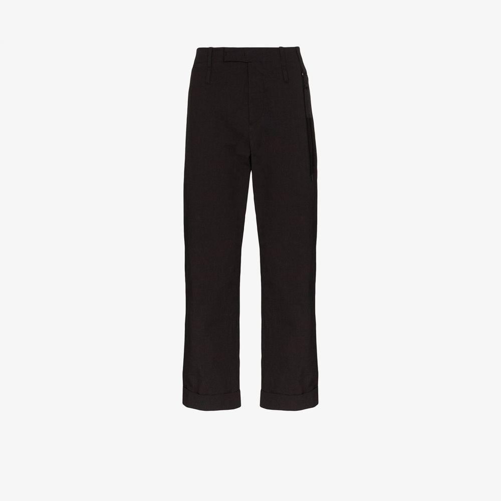 クレイググリーン Craig Green メンズ ボトムス・パンツ 【Uniform trousers】black