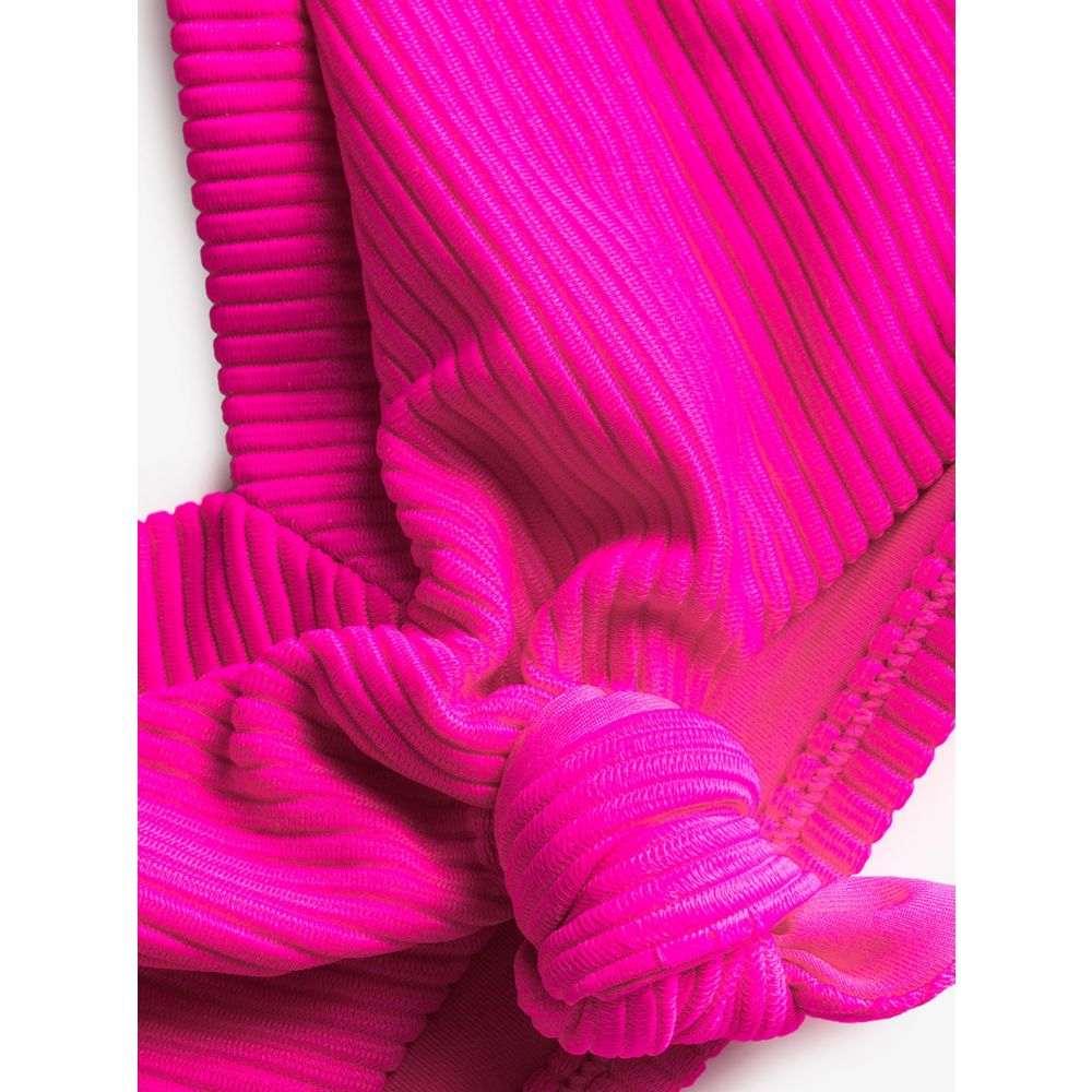 フランキーズ ビキニ Frankies Bikinis レディース トップのみ 水着・ビーチウェア Austin knot front bikini top pinkZuwPiTkXOl