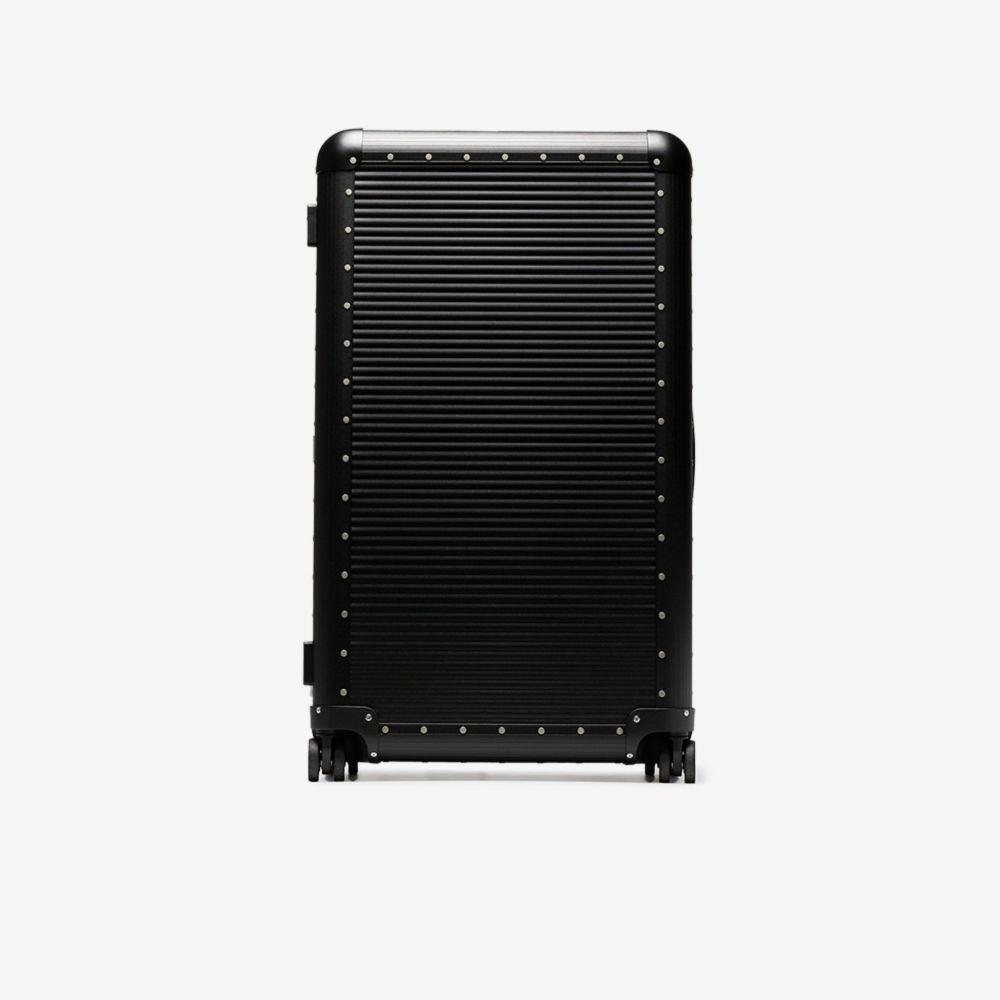 ファブリカ ペレッテリエ ミラノ FPM Milano メンズ スーツケース・キャリーバッグ バッグ【Bank Spinner 84 suitcase】black