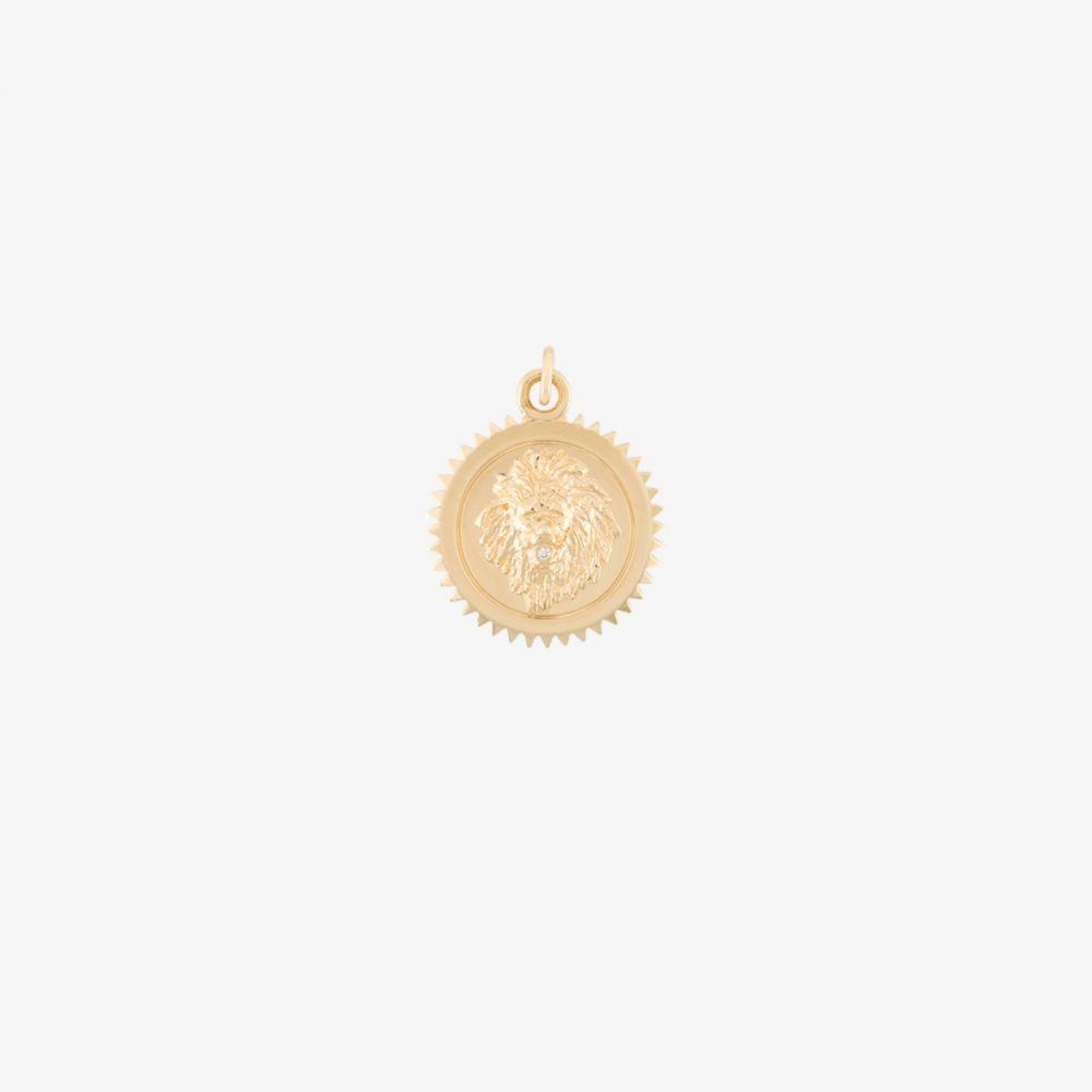 ファウンドレー Foundrae レディース ジュエリー・アクセサリー チャーム【18K yellow gold Strength Baby charm】metallic