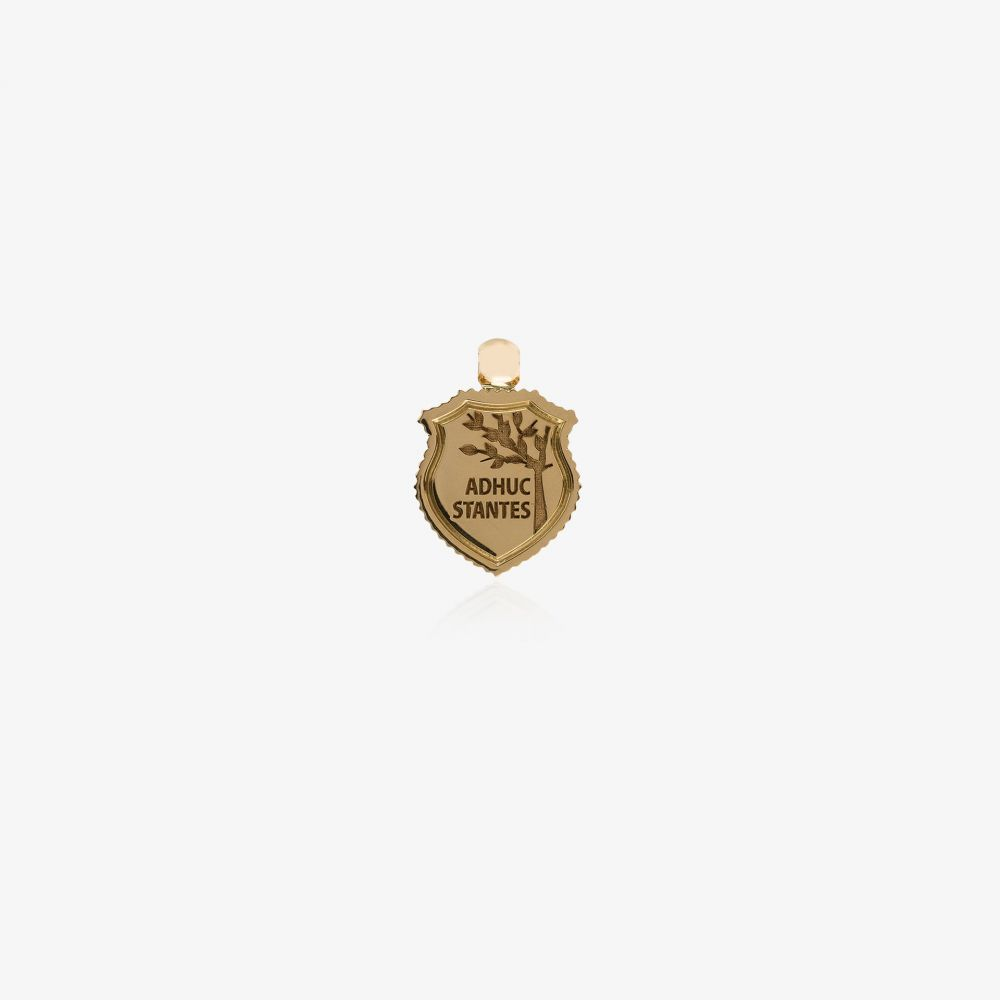 ファウンドレー Foundrae レディース ジュエリー・アクセサリー チャーム【18K yellow gold tree charm】