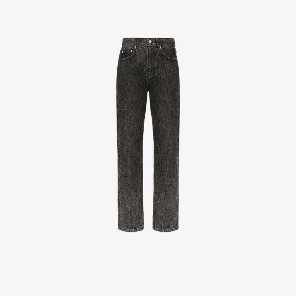 ガニー GANNI レディース ジーンズ・デニム ボトムス・パンツ【Faded straight leg jeans】grey