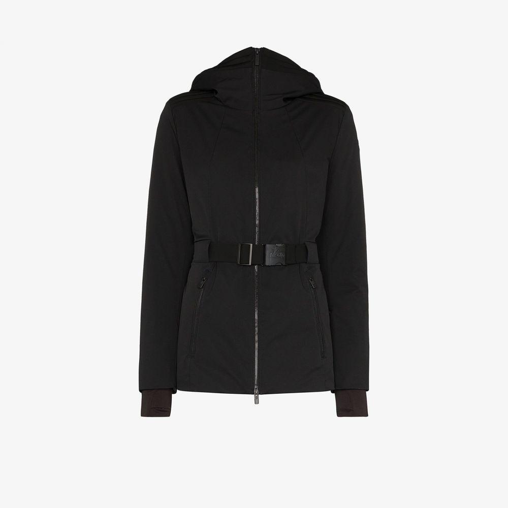フザルプ Fusalp レディース スキー・スノーボード ジャケット アウター【Assyla belted ski jacket】black