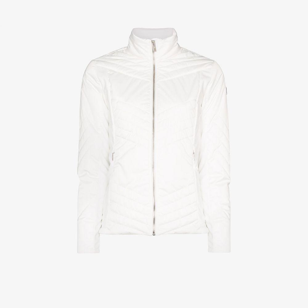 フザルプ Fusalp レディース ダウン・中綿ジャケット アウター【Vici light jacket】white