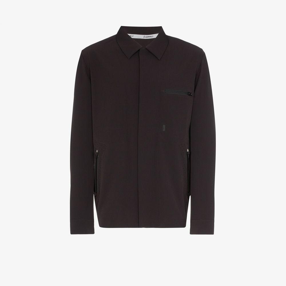 グラミチ Gramicci メンズ ジャケット シャツジャケット アウター【black Acadia shirt jacket】black