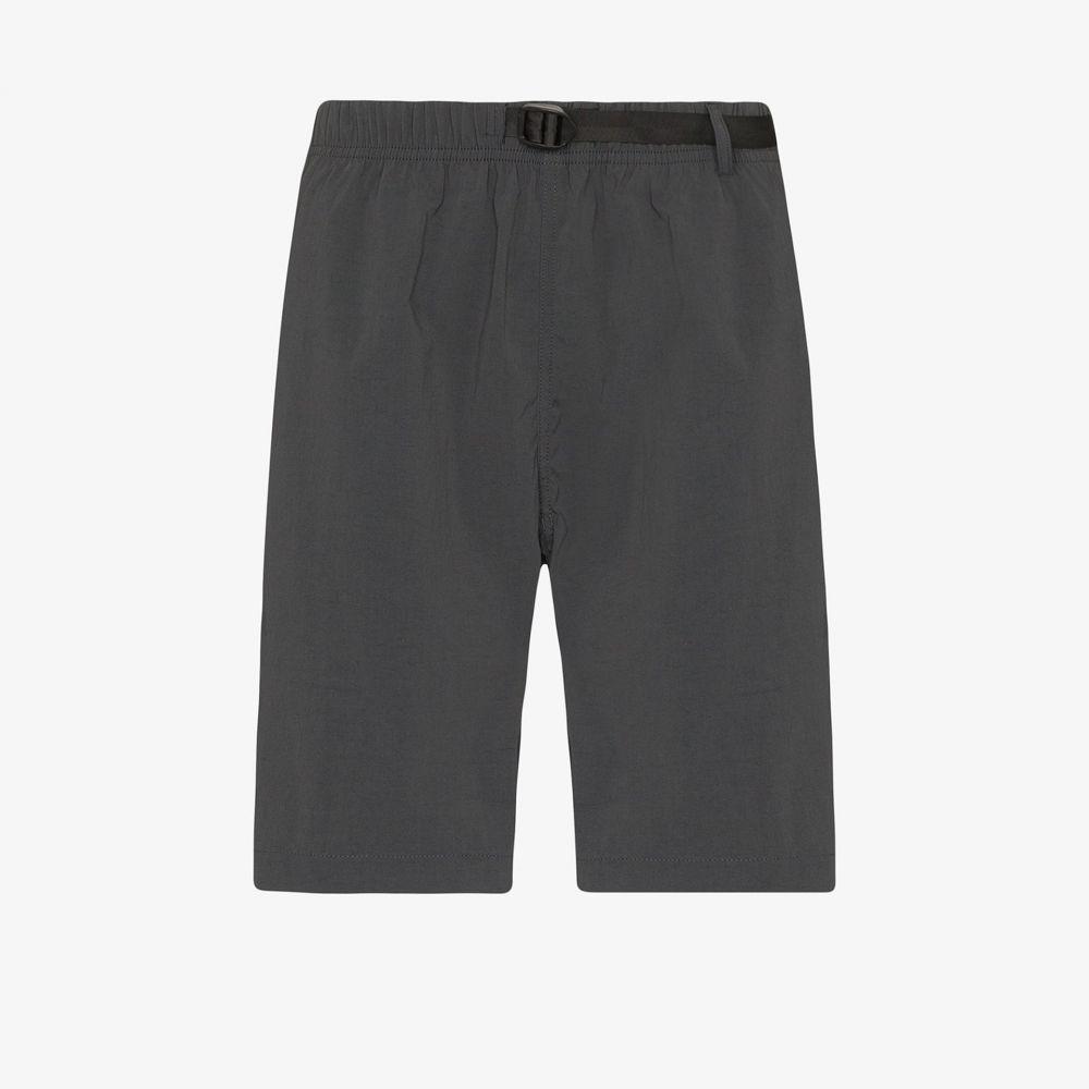グラミチ Gramicci メンズ ショートパンツ ボトムス・パンツ【black Cordura shorts】black