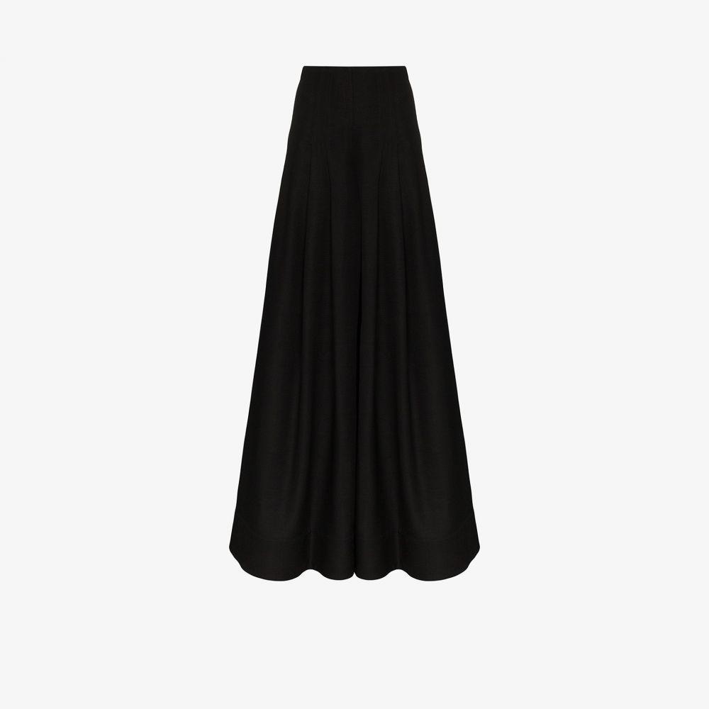 ジャックムス Jacquemus レディース ボトムス・パンツ 【Le Pantalon Arcello high waist trousers】black
