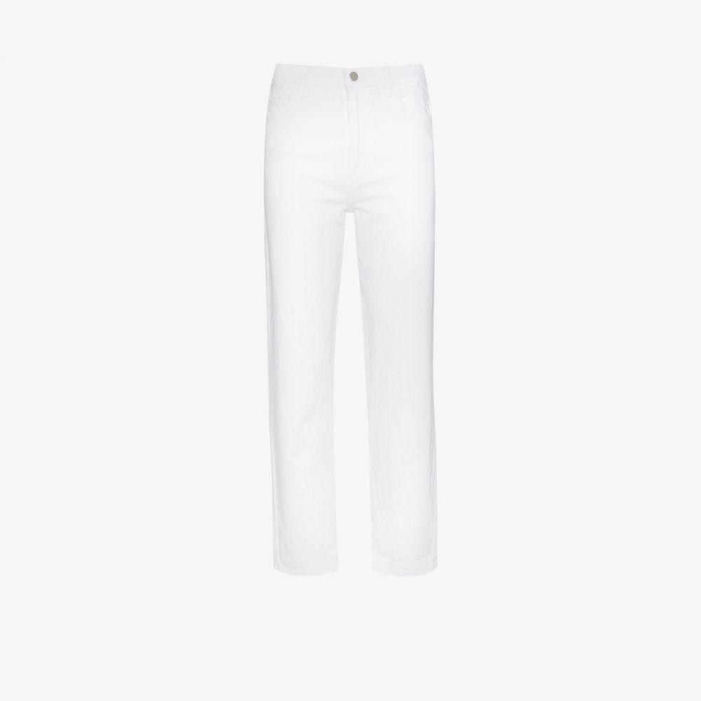 ジェイ ブランド J Brand レディース ジーンズ・デニム ボトムス・パンツ【Jules straight leg jeans】white