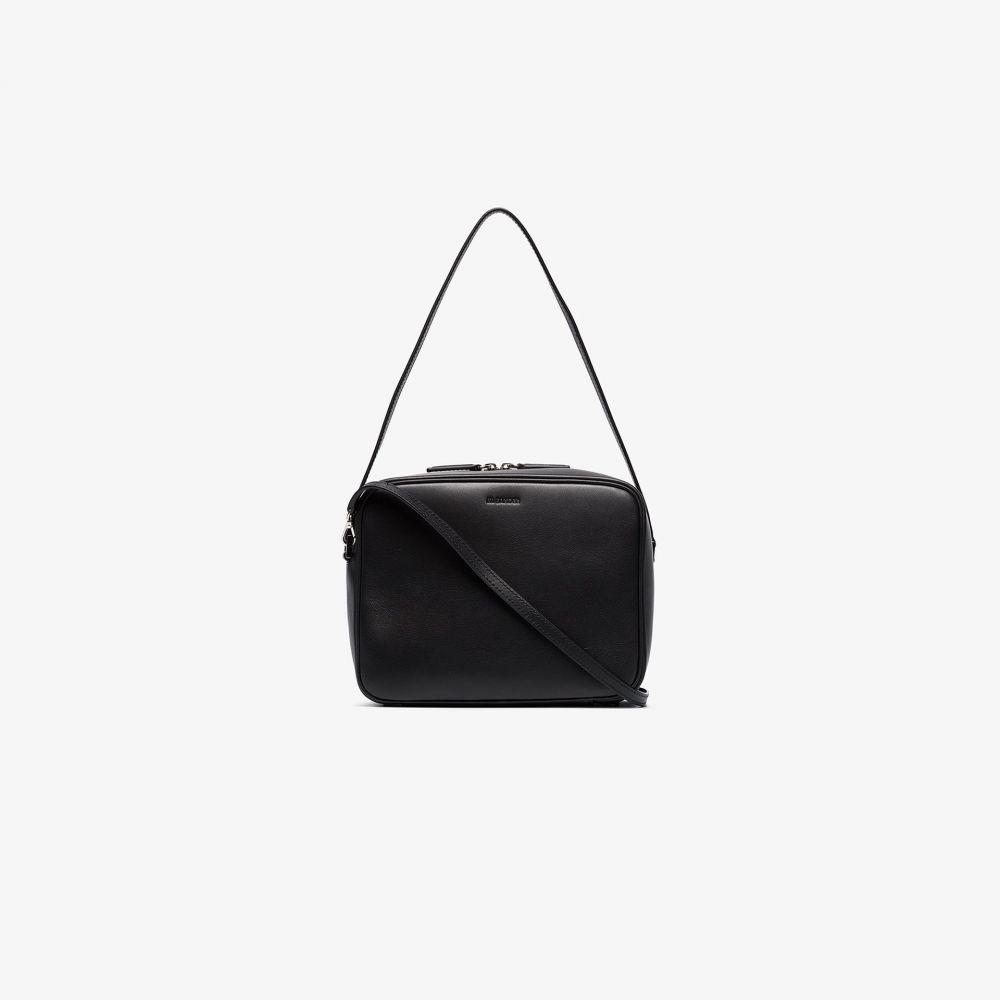 ジル サンダー Jil Sander レディース ショルダーバッグ バッグ【black J Vision XS leather shoulder bag】black