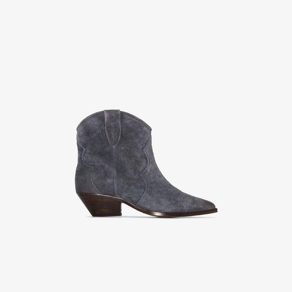 イザベル マラン Isabel Marant レディース ブーツ ショートブーツ シューズ・靴【Grey Dewina 40 ankle boots】grey