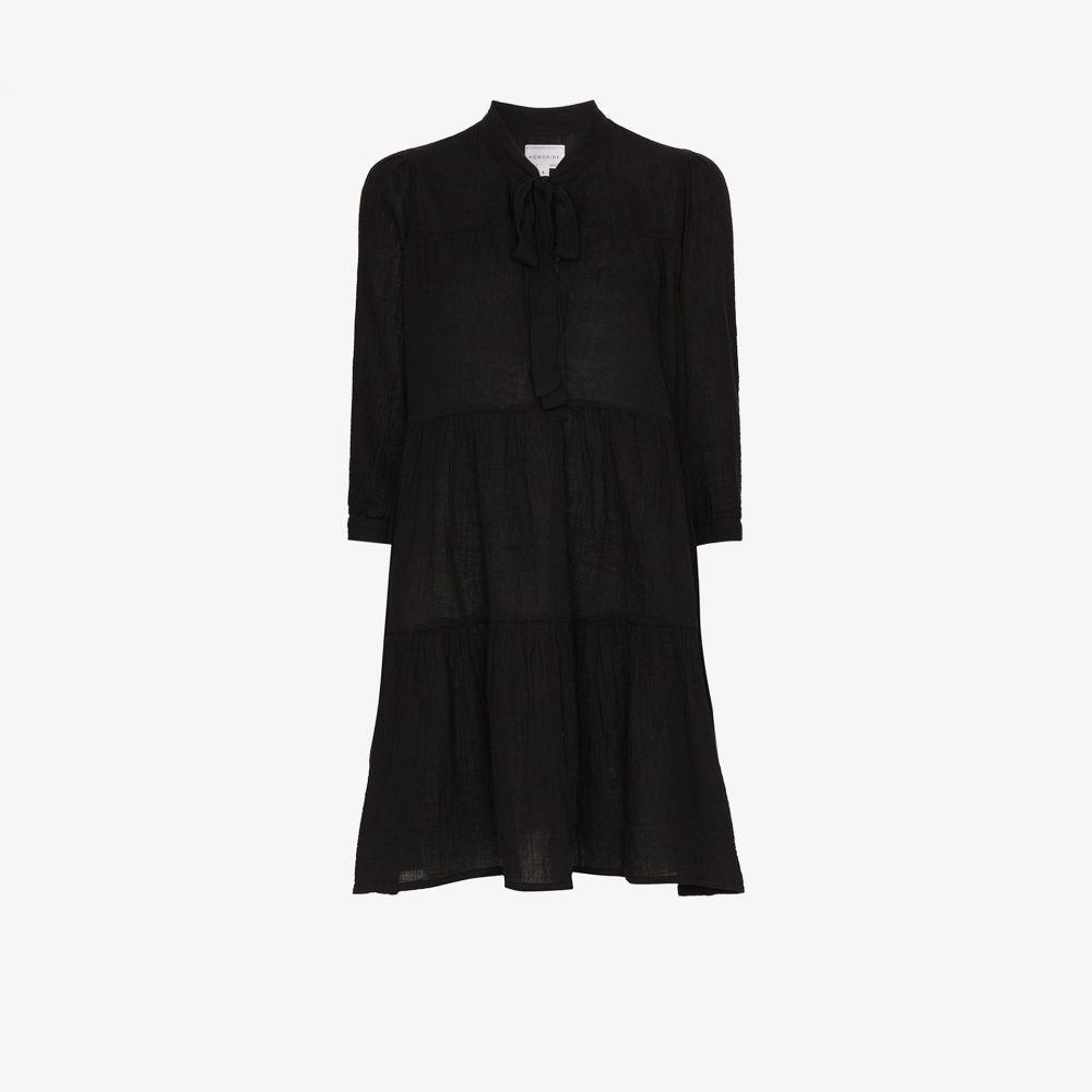 オノリーヌ Honorine レディース パーティードレス ミニ丈 ワンピース・ドレス【Giselle mini dress】black