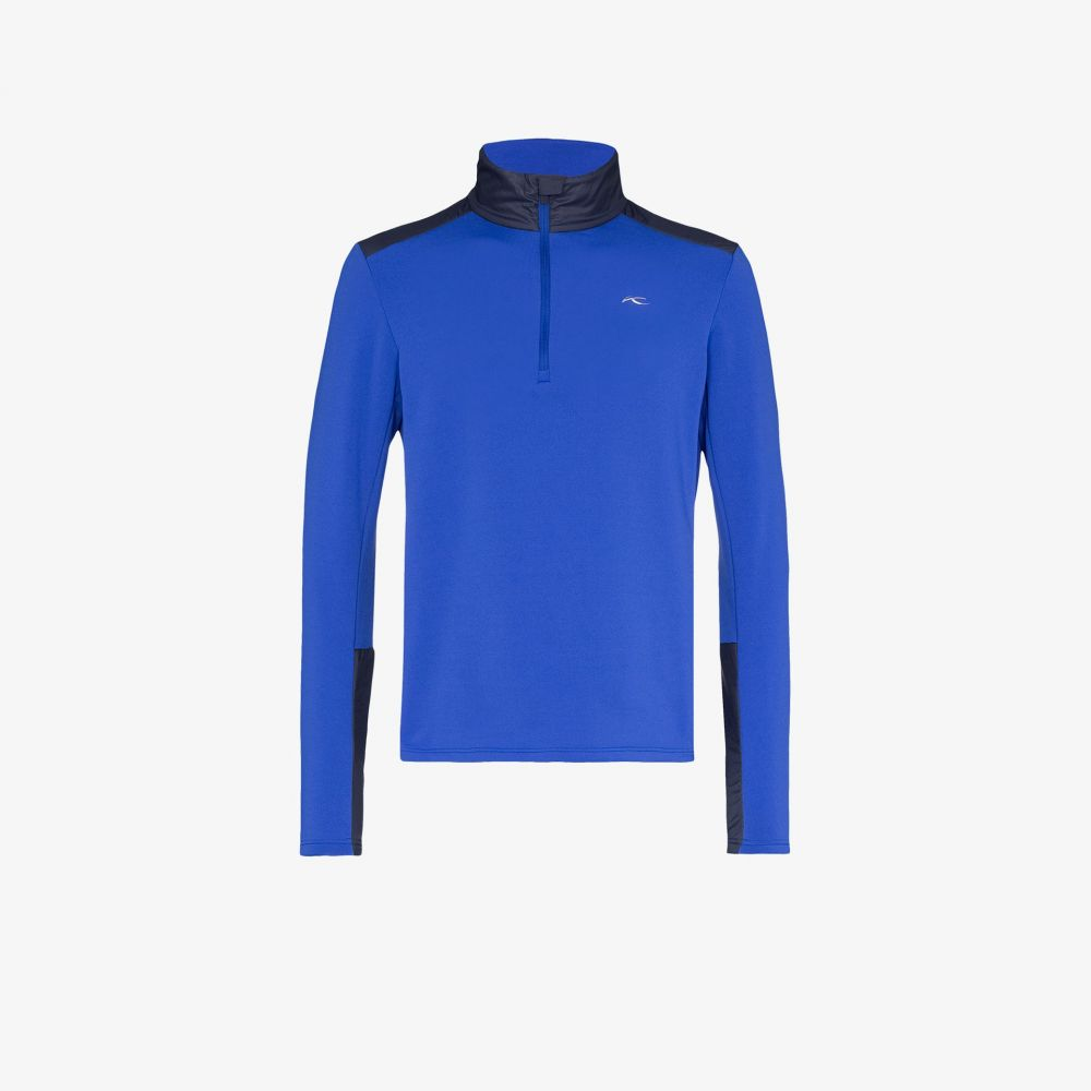 チュース KJUS メンズ ジャケット ミッドレイヤー アウター【blue calderas midlayer jacket】blue
