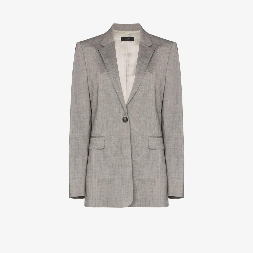 ジョゼフ Joseph レディース スーツ・ジャケット アウター【Laurent wool blazer】grey