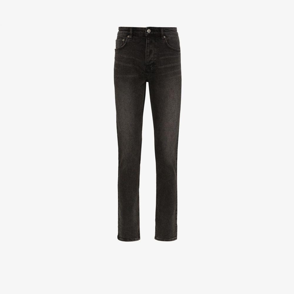 スビ Ksubi メンズ ジーンズ・デニム ボトムス・パンツ【Chitch Angst slim fit jeans】black