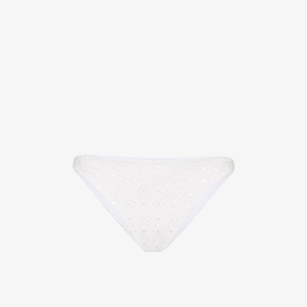 ジュイエ Juillet レディース ボトムのみ 水着・ビーチウェア【white Edie bikini bottoms】white