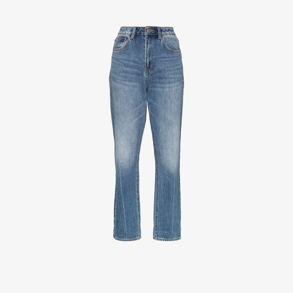 スビ Ksubi レディース ジーンズ・デニム ボトムス・パンツ【Chlo Wasted high waist straight leg jeans】blue