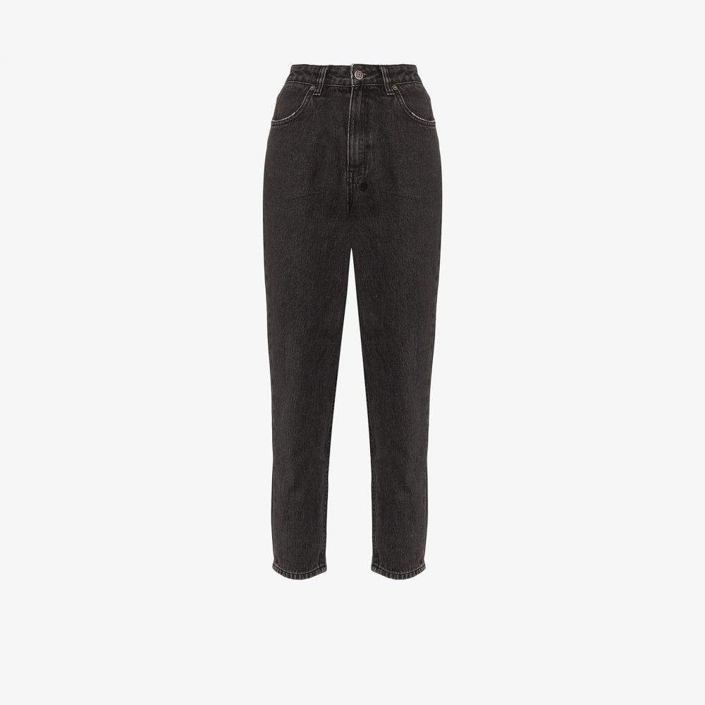 スビ Ksubi レディース ジーンズ・デニム ボトムス・パンツ【Pointer high waist straight leg jeans】black