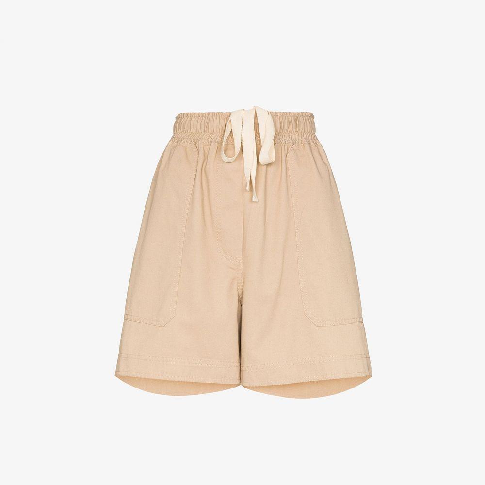 リーマシューズ Lee Mathews レディース ショートパンツ ボトムス・パンツ【tie waist shorts】neutrals