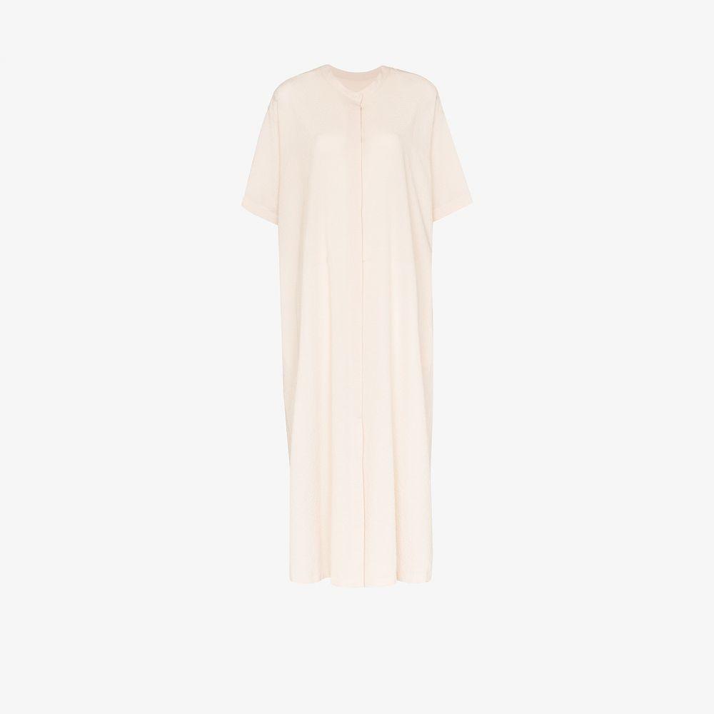 LVIR レディース ワンピース ミドル丈 ワンピース・ドレス【reversible midi dress】neutrals