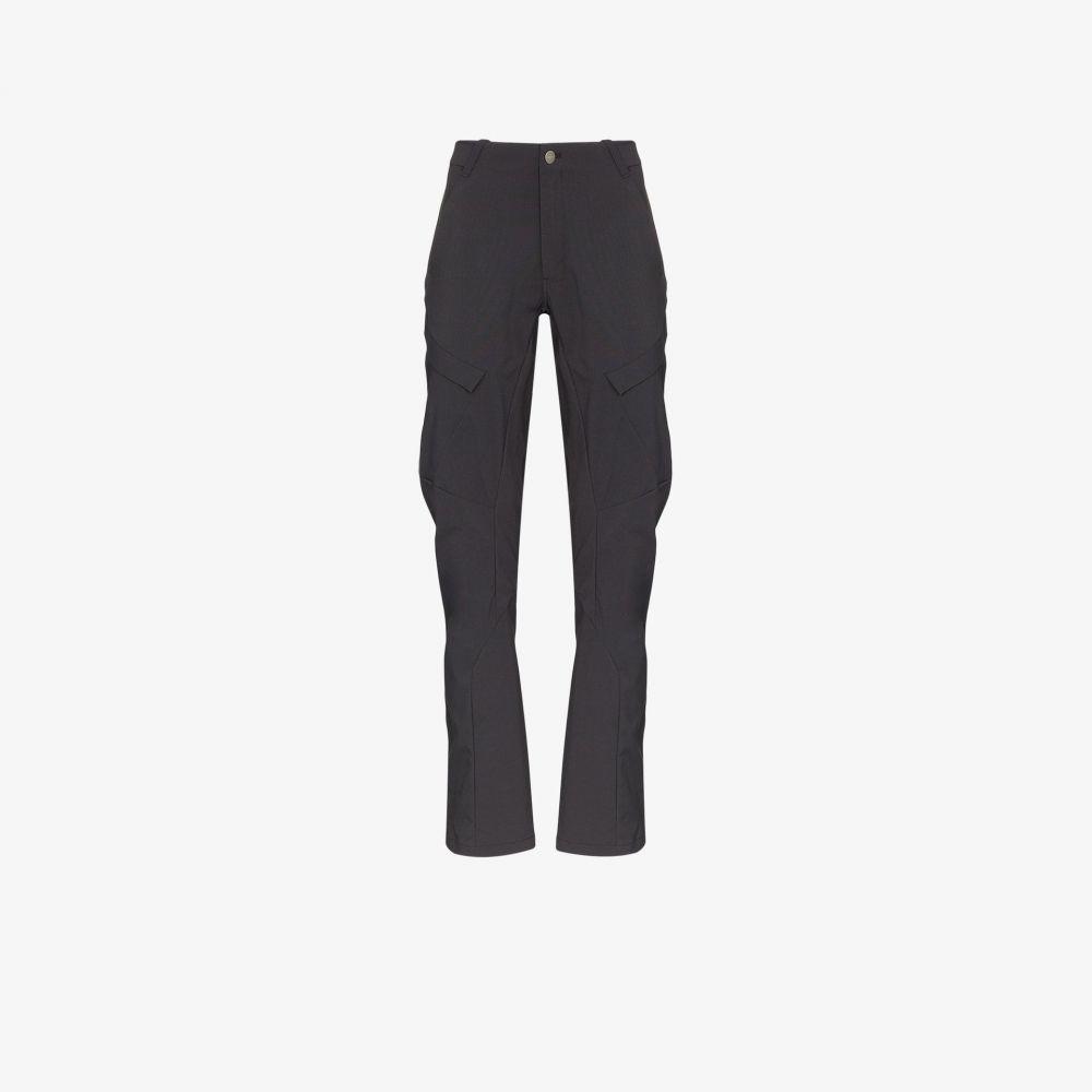 マムート Mammut メンズ ボトムス・パンツ 【black Zinal technical trousers】black