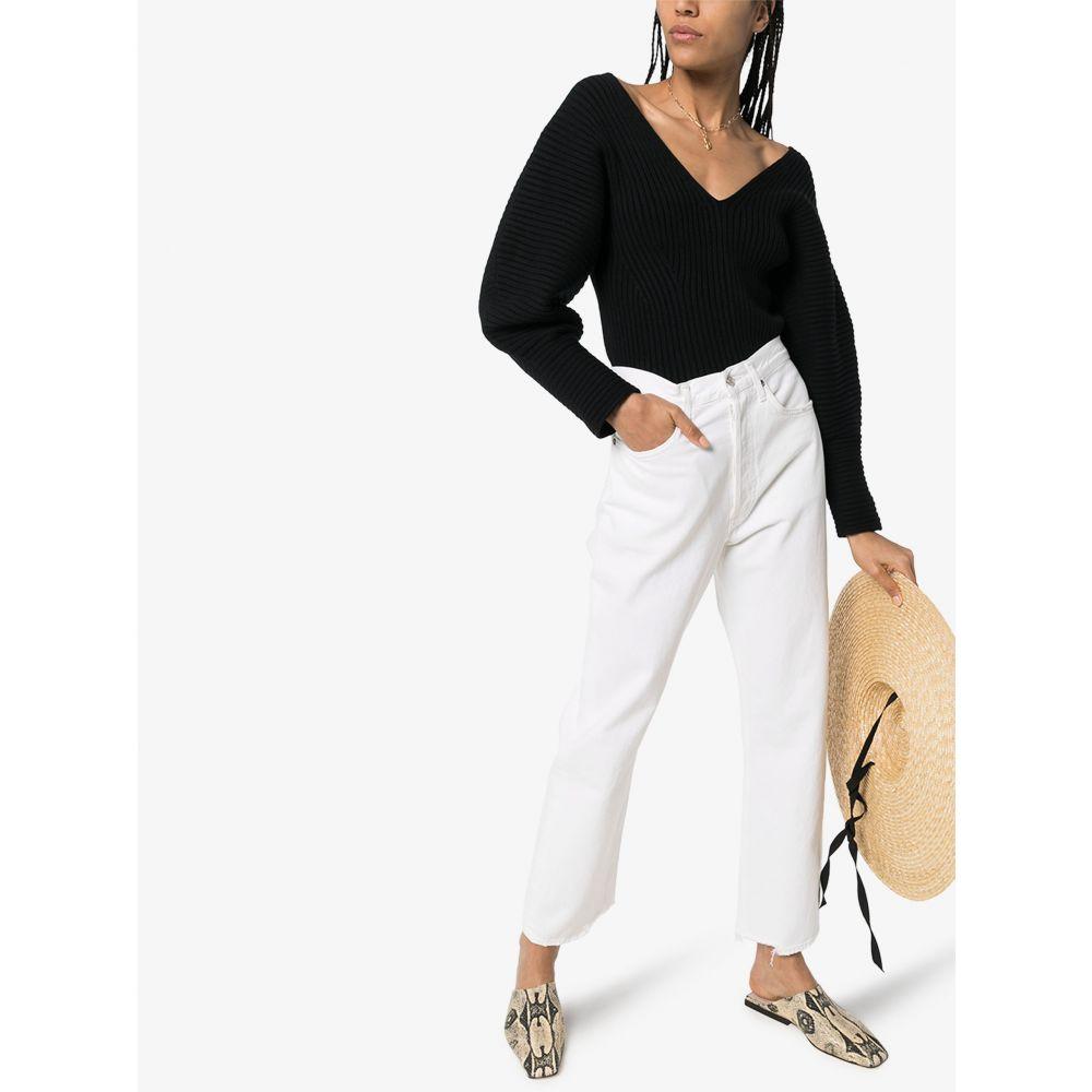 マラ ホフマン Mara Hoffman レディース ニット・セーター トップス Olla organic cotton blend sweater blackY6gvybfI7m