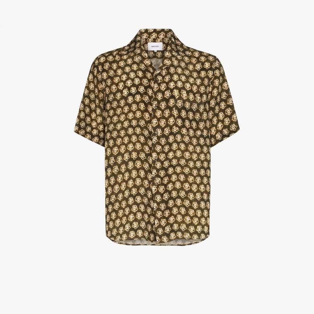 ナヌシュカ Nanushka メンズ シャツ トップス【Ville camp shirt】multicolour