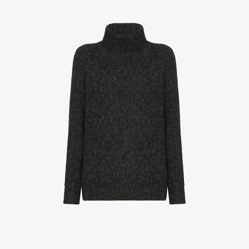 ニリ ロータン Nili Lotan レディース ニット・セーター トップス【douglas knitted sweater】grey