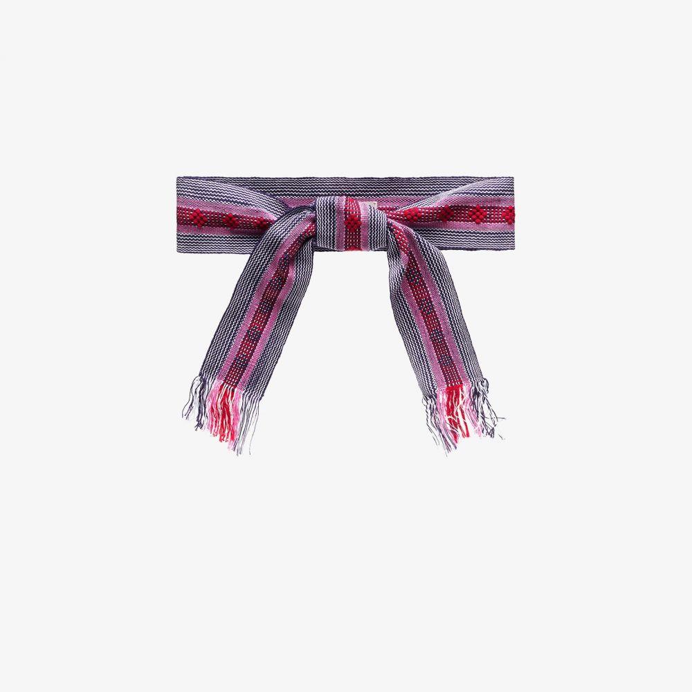 ピッパ ホルト Pippa Holt レディース ベルト 【multicoloured woven belt】multicolour
