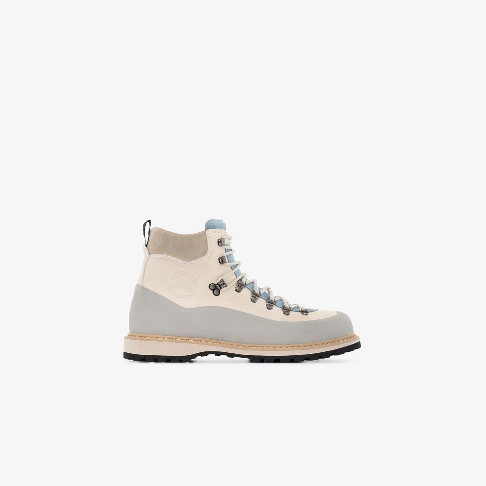 パス ノーマル スタジオ Pas Normal Studios メンズ ブーツ シューズ・靴【x Diemme beige Everest leather boots】neutrals