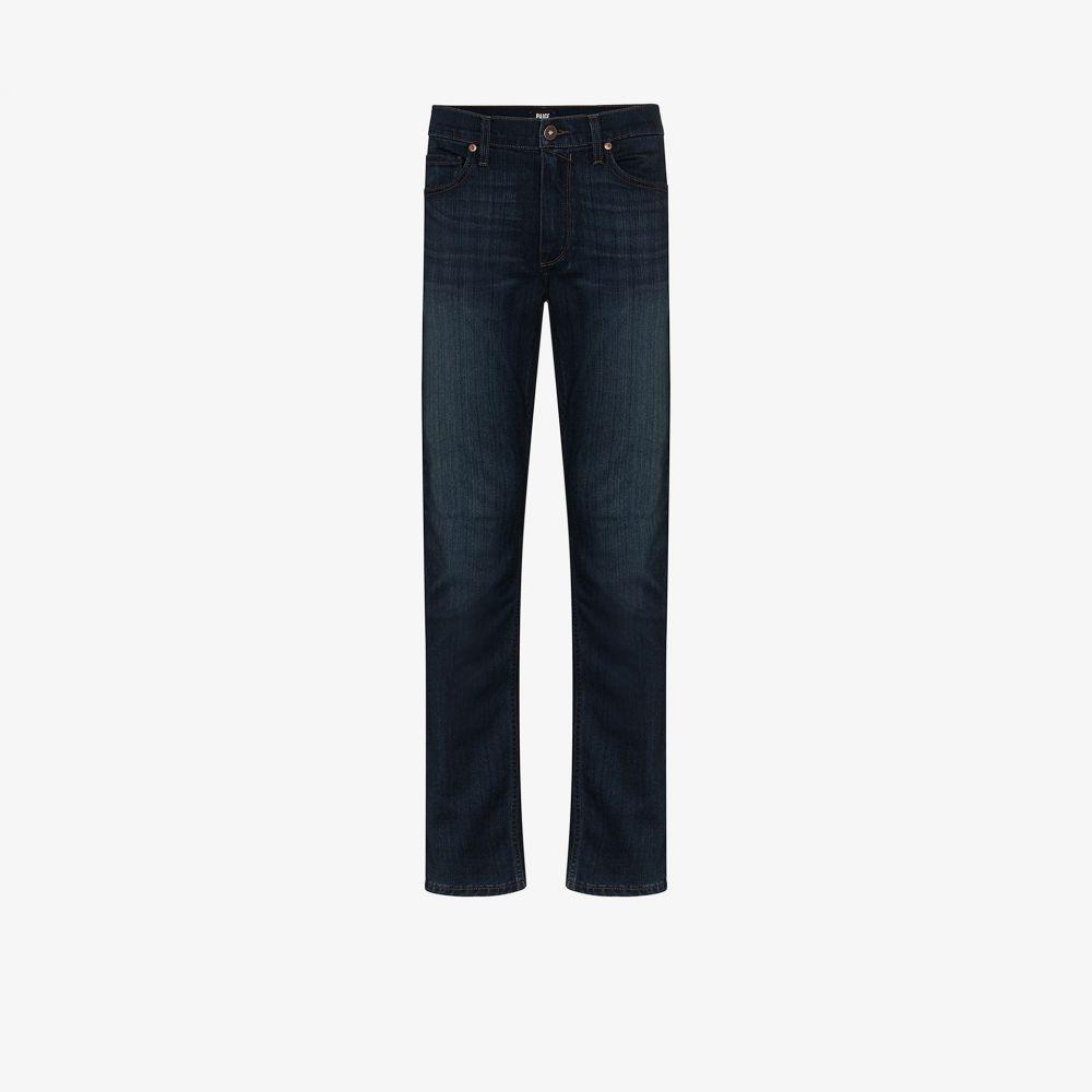 ペイジ PAIGE メンズ ジーンズ・デニム ボトムス・パンツ【Lennox slim fit jeans】blue
