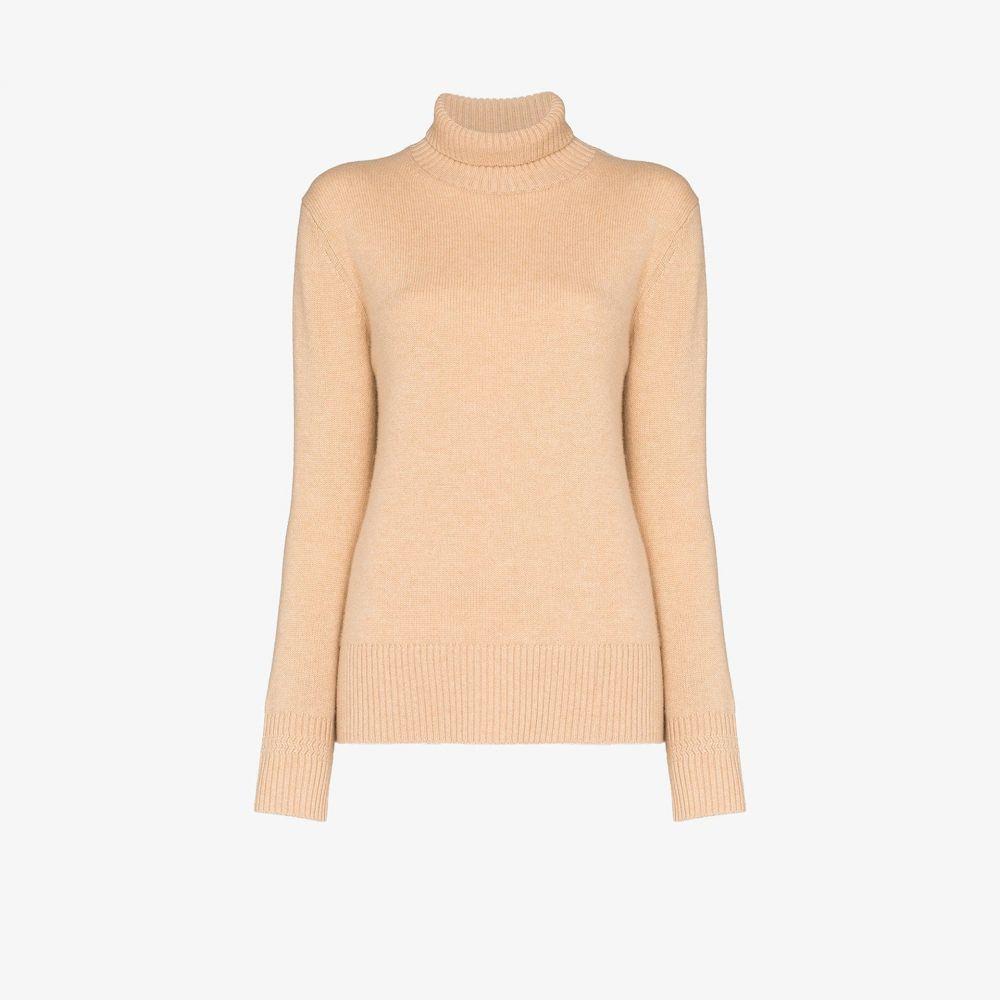 プライニット Ply-Knits レディース ニット・セーター トップス【oversized turtleneck cashmere sweater】neutrals