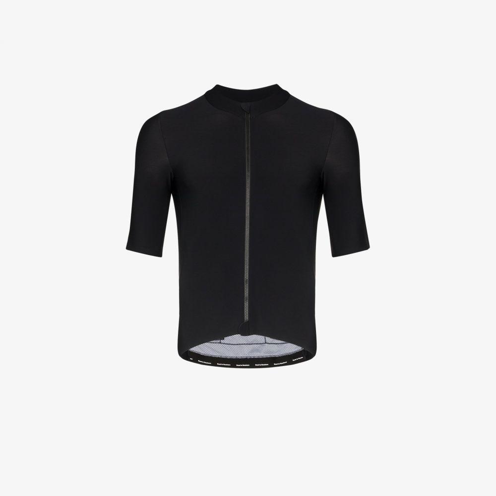 パス ノーマル スタジオ Pas Normal Studios メンズ Tシャツ トップス【black control short sleeve jersey T-shirt】black