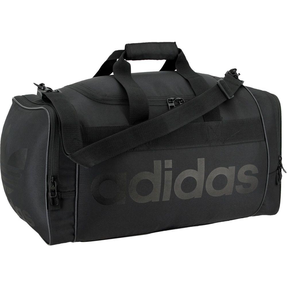 【即納】アディダス adidas Originals ユニセックス バッグ ボストンバッグ・ダッフルバッグ【adidas Originals Santiago Duffle Bag】Black