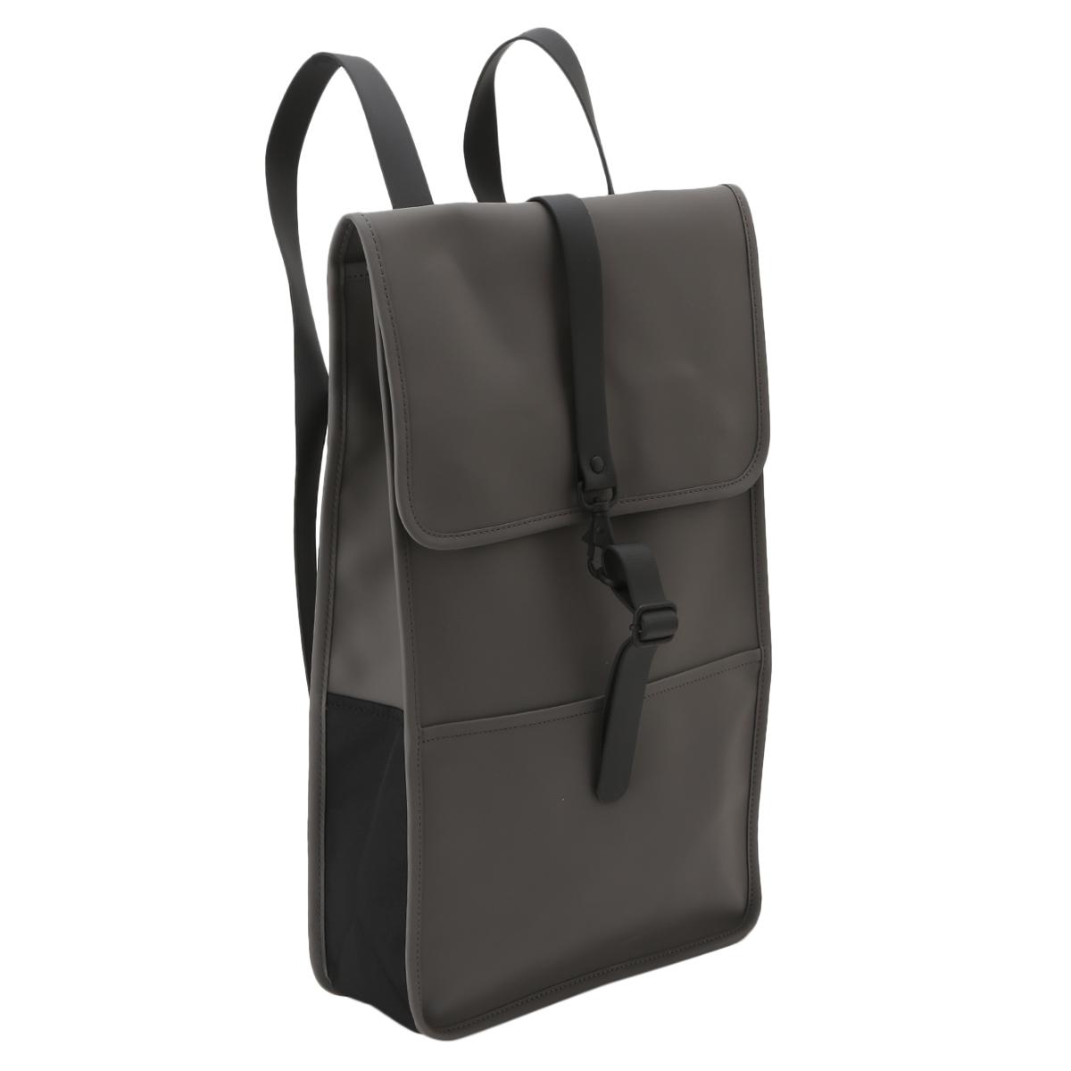 【即納】レインズ RAINS ユニセックス バッグ バックパック・リュック【Backpack 1220】Charcoal デイパック 防水