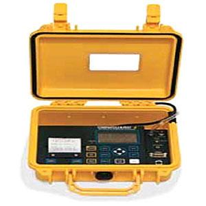 アスベスト除去作業 差圧記録計(プレシャーレコーダー)ENGINEERING SOLUTIONS 社製