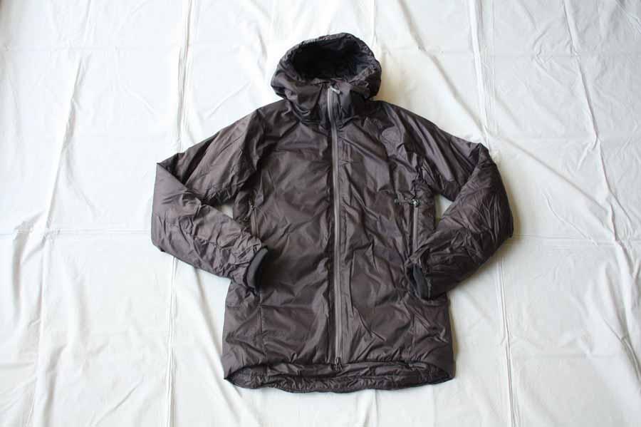HOUDINI フーディニ MRS DUNFRI フードジャケット