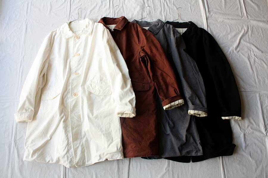 ■【送料無料】MASTER&Co. マスターアンドコー chino mac coat チノコート