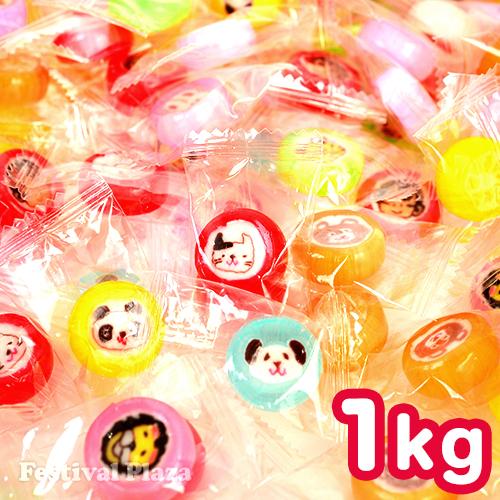 楽天市場】ミニラブリーキャンディー 金太郎飴 1kg(約200~230粒){子供 ...