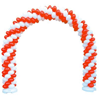 クラスターバルーンアーチキット K【クラスターキット】[TRI][SKB][SAG]{子供会 景品 お祭り くじ引き 縁日}{あす楽 配送区分B}送料無料 (※沖縄・一部離島除く)