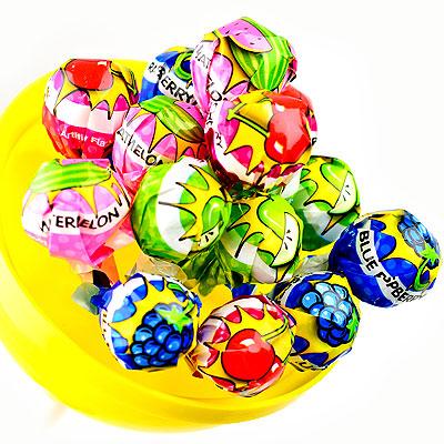 楽天市場15本 デカローリーポップ駄菓子111111ホワイトデー