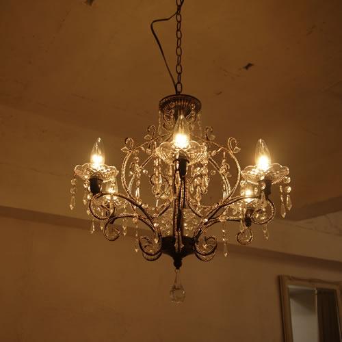 Stock the popular chandelier 'jewel' Anthony white chandelier (Jewel) | |  Antique classic chandeliers and white / black / living / dining / Princess  / 6 ... - Feu: Stock The Popular Chandelier 'jewel' Anthony White Chandelier