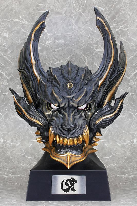 牙狼GARO暗黒騎士キバヘッドモデル