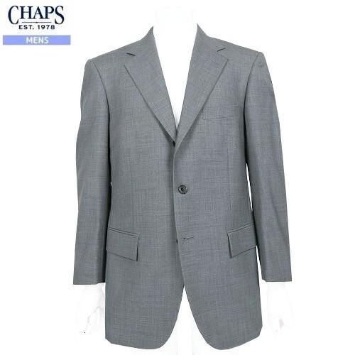 ★SALE 大特価★【CHAPS】チャップス シングル3Bビジネススーツ グレー『17/3/2』080317 17.11sage