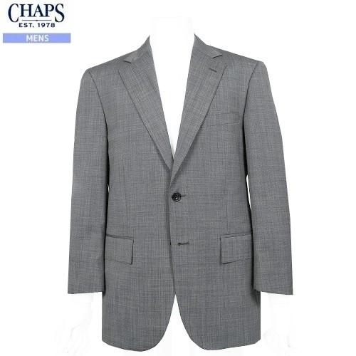 ★SALE 大特価★【CHAPS】チャップス シングル2Bビジネススーツ(2パンツスーツ) グレー『17/3/2』080317 17.11sage