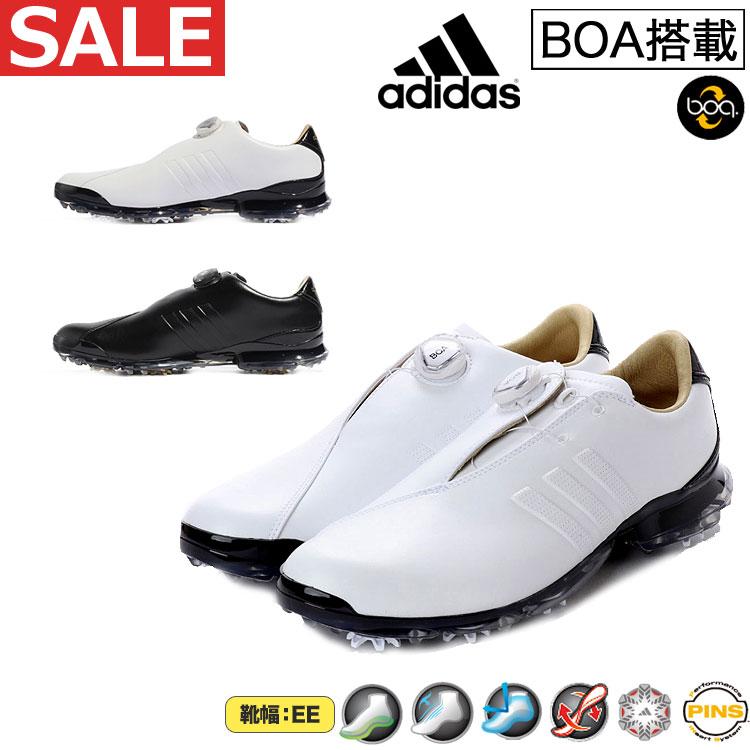 【FG】日本正規品アディダス ゴルフ WI968 adipure ray Boa 2 / アディピュア レイ ボア 2.0 ゴルフシューズ (メンズ)